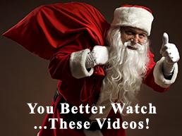 Santa Watch Videos