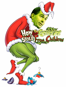 Scatt Walker Grinch